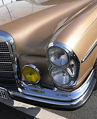 Mercedes W108 W109 Dichtung Heckscheibe W 108 109  NEU 250S 280S 280SE 3.5